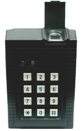 MFR100 指紋機